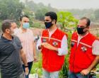 Chuvas: prefeito JHC lidera força-tarefa de orientação e apoio às famílias de áreas de risco