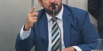 NCIA APRESENTA NOTÍCIA DE FATO AO MP/AL CONTRA VEREADOR LEONARDO DIAS