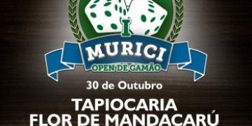 Murici Open de Gamão terá cobertura do Esporte Campeão, da TV Pajuçara