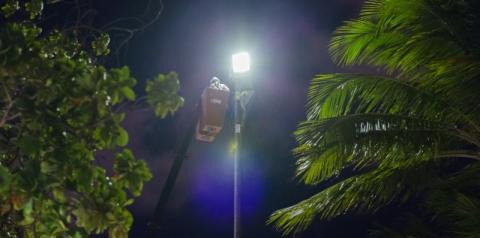 Maceió avança na economia de energia com tecnologia LED