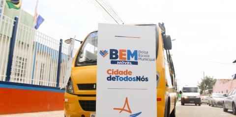 BEM Móvel atende aos bairros do Ouro Preto e Chã da Jaqueira hoje (14)
