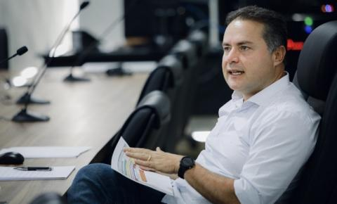 Em Brasília, governador Renan Filho visita farmacêutica em busca de vacinas contra a Covid