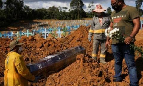 Brasil tem mais 3.650 mortes em 24h e 84.245 casos