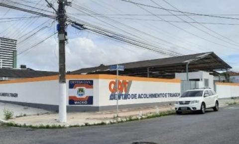 Centro de Acolhimento do Pinheiro será inaugurado amanhã (4)