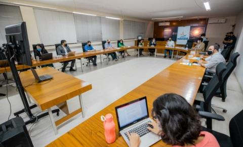 Prefeito JHC anuncia que Maceió terá plano municipal de inovação