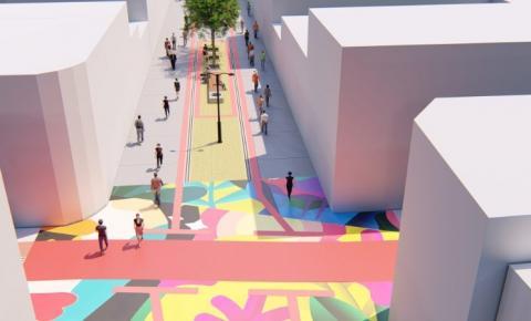 Projeto de acessibilidade no Centro vai beneficiar 11 mil pessoas
