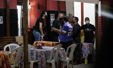 Segurança Pública deflagra operação de fiscalização do novo Decreto Estadual