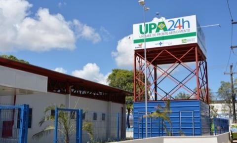 Governador autoriza, nesta sexta (11), construção de sétima UPA em Maceió