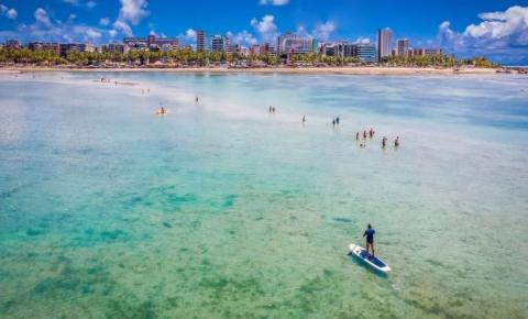 Maceió é o destino mais procurado do Nordeste para as férias de julho