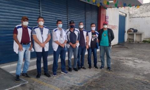 Vigilância Sanitária interdita panificação no Village Campestre