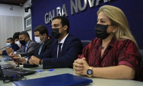 Galba Netto celebra união da Câmara de Vereadores para garantir avanços sociais em Maceió
