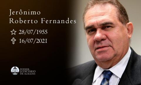 Juiz Jerônimo Roberto morre devido a complicações da Covid-19