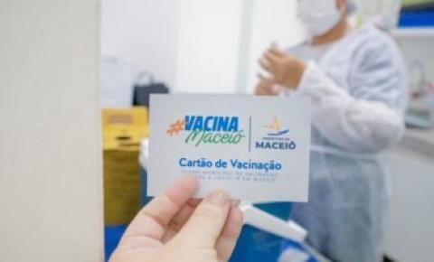 Segunda via do cartão de vacinação contra Covid-19 pode ser feita nos postos de vacinação