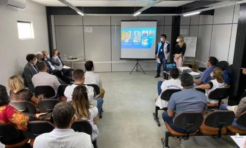 Vigilância Sanitária de Maceió reforça parceria com Ministério Público Estadual
