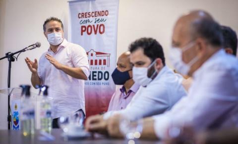 GOVERNADOR ANUNCIA DUPLICAÇÃO ENTRE MACEIÓ E PENEDO AO AUTORIZAR NOVA DELEGACIA REGIONAL NO MUNICÍPIO