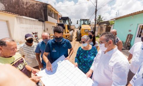 Prefeito JHC autoriza obras de 17 ruas no Village Campestre II e realiza sonho de moradores