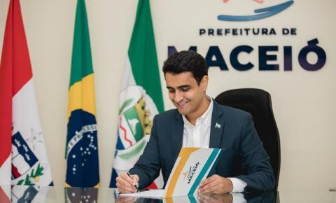 Prefeito JHC anuncia reposição inflacionária para servidores municipais
