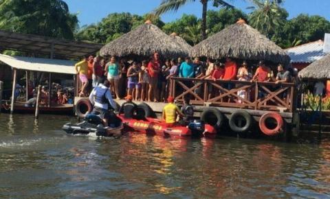 Corpo de proprietário do restaurante 'Sal e Brasa' é encontrado após cair de lancha no Maranhão