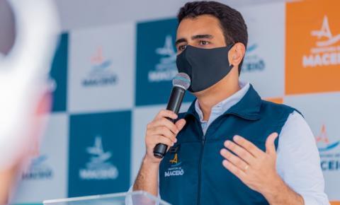 Prefeito JHC lança programa Alfabetiza Maceió nesta segunda-feira (20)