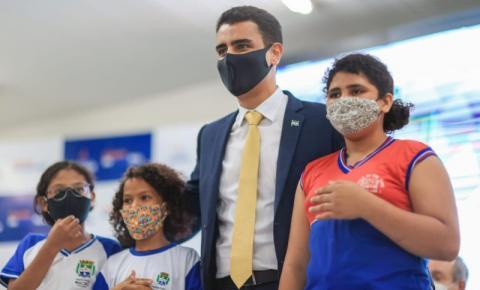 Prefeito JHC lança programa Alfabetiza Maceió para contemplar quase 30 mil alunos