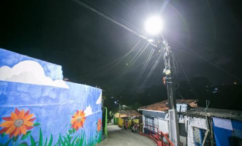 Sima atendeu a 30 mil solicitações para manutenção de luminárias em Maceió