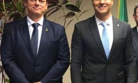 Com recursos de emenda de JHC, ministro Tarcísio Freitas vem a Alagoas para retomada das obras da BR-416